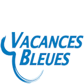 logo vacances bleues